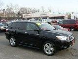2010 Black Toyota Highlander Limited 4WD #77675107