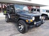 2004 Jeep Wrangler Black