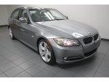 2009 Space Grey Metallic BMW 3 Series 335i Sedan #77675311