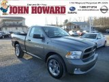 2012 Mineral Gray Metallic Dodge Ram 1500 Express Regular Cab 4x4 #77675398