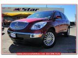 2010 Red Jewel Tintcoat Buick Enclave CX #77675305
