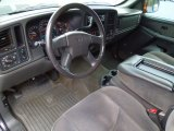 2003 GMC Sierra 1500 Interiors