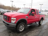 2008 Ford F350 Super Duty FX4 Crew Cab 4x4 Data, Info and Specs