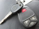 2011 Chevrolet Silverado 1500 LT Extended Cab 4x4 Keys