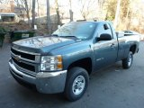 2010 Chevrolet Silverado 2500HD Regular Cab 4x4 Data, Info and Specs