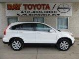 2008 Taffeta White Honda CR-V EX-L 4WD #77674970