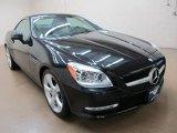 2012 Mercedes-Benz SLK Obsidian Black Metallic