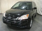 2010 Crystal Black Pearl Honda CR-V EX-L #77675373