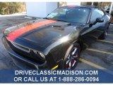 2013 Pitch Black Dodge Challenger Rallye Redline #77675371