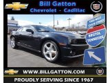 2013 Blue Ray Metallic Chevrolet Camaro SS Coupe #77675535