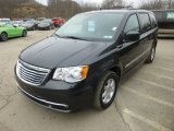 2012 Chrysler Town & Country Dark Charcoal Pearl