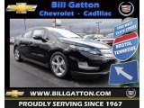 2013 Black Chevrolet Volt  #77675534