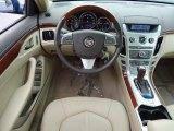 2009 Cadillac CTS 4 AWD Sedan Dashboard