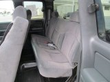 2001 Chevrolet Silverado 1500 Z71 Extended Cab 4x4 Rear Seat