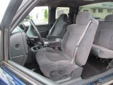 2001 Chevrolet Silverado 1500 Z71 Extended Cab 4x4 Front Seat