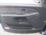 2001 Chevrolet Silverado 1500 Z71 Extended Cab 4x4 Door Panel