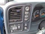 2001 Chevrolet Silverado 1500 Z71 Extended Cab 4x4 Controls