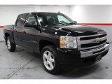 2009 Chevrolet Silverado 1500 Black
