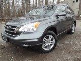 2010 Polished Metal Metallic Honda CR-V EX-L AWD #77675159