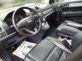 2010 Honda CR-V EX-L AWD Black Interior