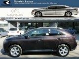 2013 Fire Agate Pearl Lexus RX 350 AWD #77675147