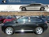 2013 Stargazer Black Lexus RX 350 AWD #77675142