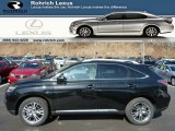 2013 Stargazer Black Lexus RX 450h AWD #77675138
