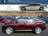 2013 Claret Red Mica Lexus RX 350 AWD #77675137