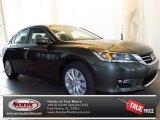 2013 Hematite Metallic Honda Accord EX-L Sedan #77726886
