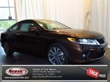 2013 Tiger Eye Pearl Honda Accord EX-L V6 Coupe #77726884