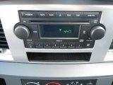 2007 Dodge Ram 1500 SLT Quad Cab Audio System