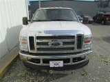 2010 Oxford White Ford F350 Super Duty Lariat Crew Cab 4x4 Dually #77726950