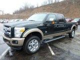 2013 Ford F350 Super Duty King Ranch Crew Cab 4x4 Data, Info and Specs