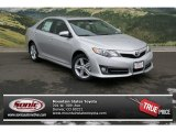 2013 Classic Silver Metallic Toyota Camry SE #77726873