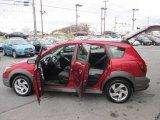 2008 Pontiac Vibe Interiors
