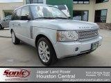 2007 Zermatt Silver Metallic Land Rover Range Rover Supercharged #77727289