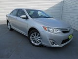 2013 Classic Silver Metallic Toyota Camry XLE #77727086