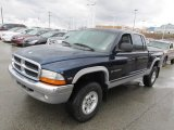 2000 Dodge Dakota SLT Crew Cab 4x4 Data, Info and Specs