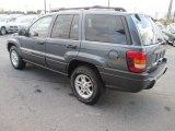 2004 Jeep Grand Cherokee Steel Blue Pearl