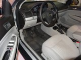 2010 Chevrolet Cobalt LT Sedan Gray Interior