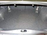 2010 Chevrolet Cobalt LT Sedan Trunk