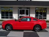 2013 Race Red Ford Mustang GT Coupe #77727204