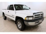 1998 Bright White Dodge Ram 1500 Sport Extended Cab 4x4 #77727274