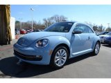2013 Denim Blue Volkswagen Beetle TDI #77727190