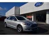 2013 Ingot Silver Metallic Ford Fusion SE 1.6 EcoBoost #77727040