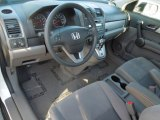 2010 Honda CR-V EX Gray Interior