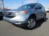 2010 Glacier Blue Metallic Honda CR-V LX #77727248
