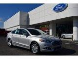 2013 Ingot Silver Metallic Ford Fusion SE 1.6 EcoBoost #77727038