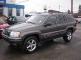 2002 Graphite Metallic Jeep Grand Cherokee Limited 4x4 #77762258