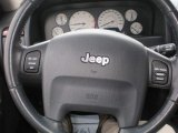 2002 Jeep Grand Cherokee Limited 4x4 Controls